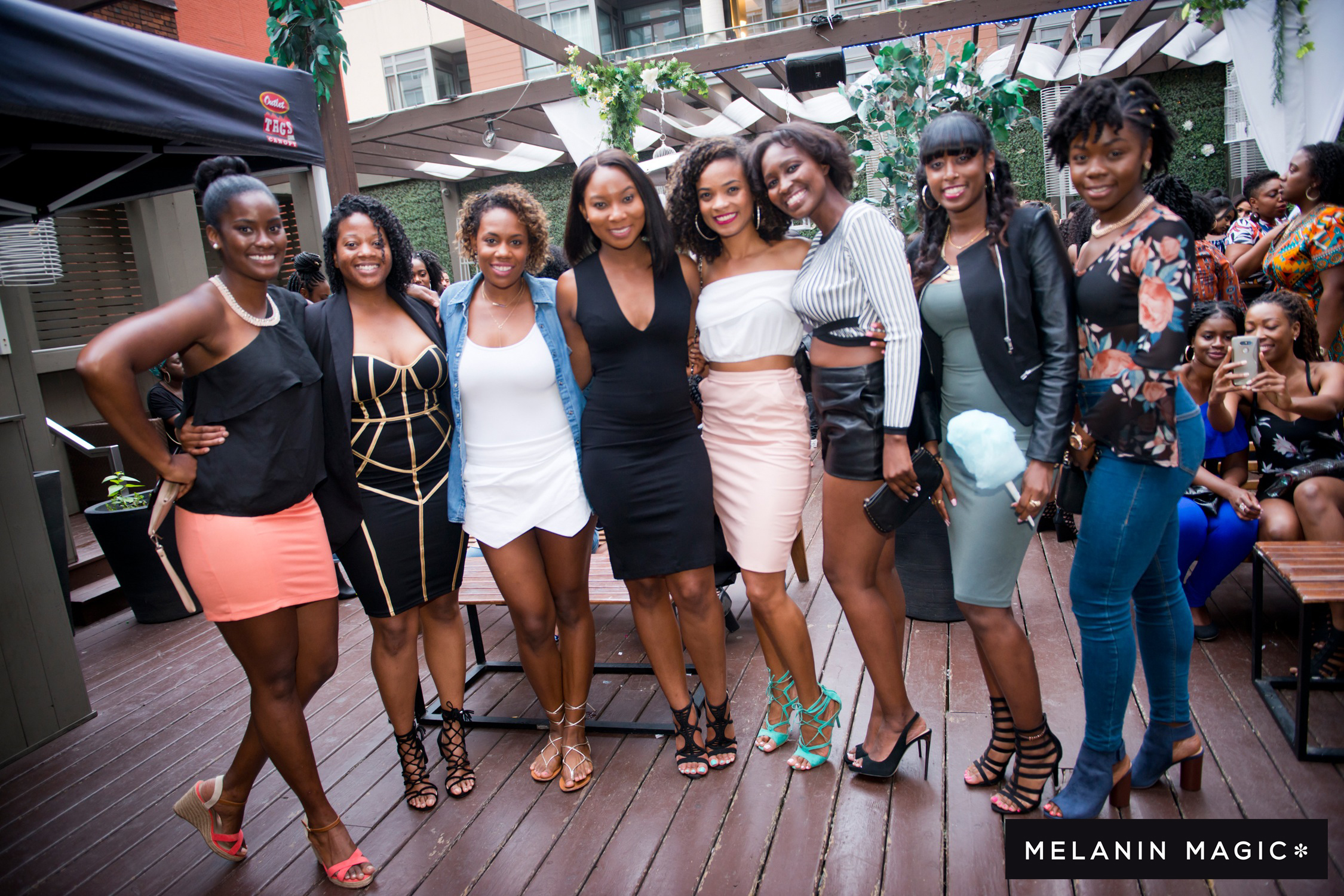 MELANIN MAGIC | The Patio  (3/3)