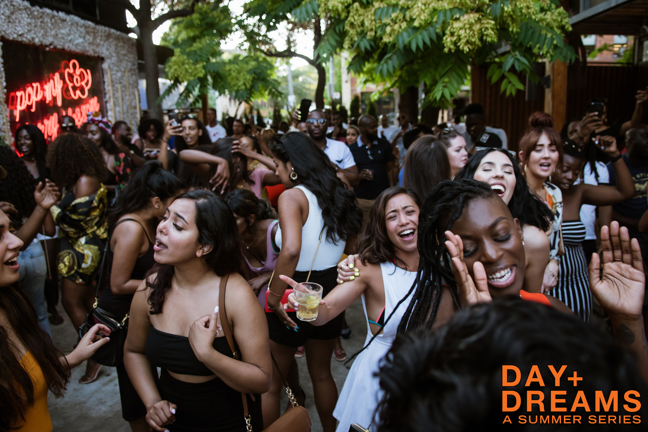 DAY DREAMS | Pop-up Day Party