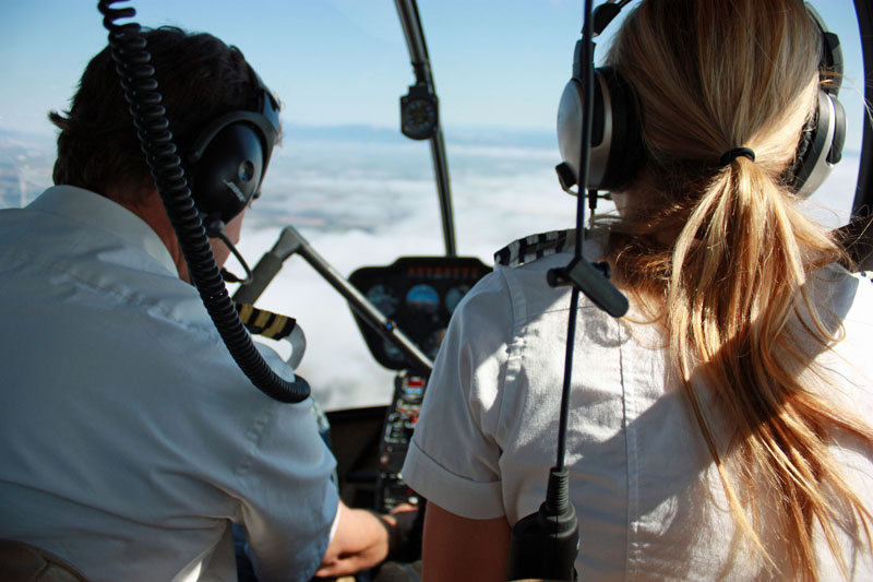 Our staff and programs allow for an individualized approach to training that is both flexible and structured so you can become the best pilot possible.
