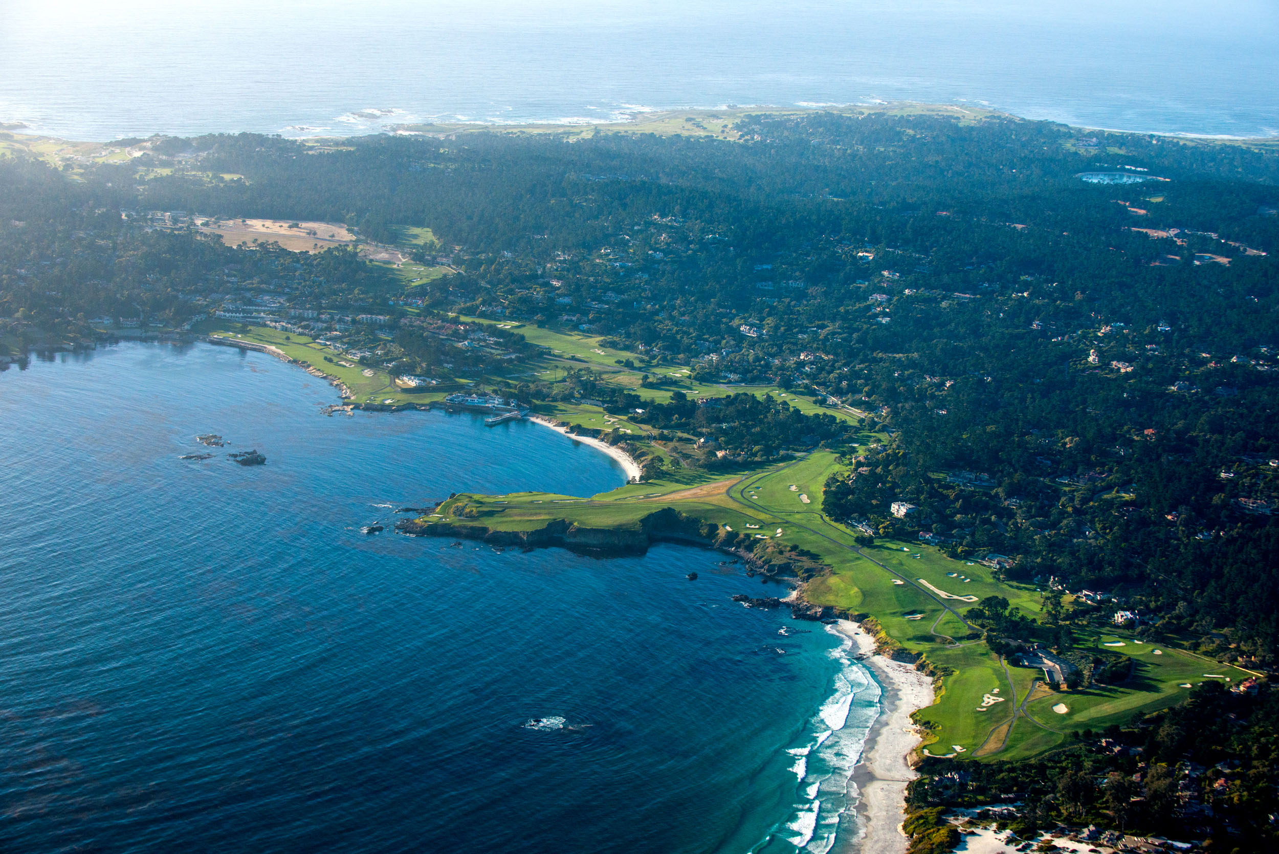 Pebble Beach | Carmel by the Sea
