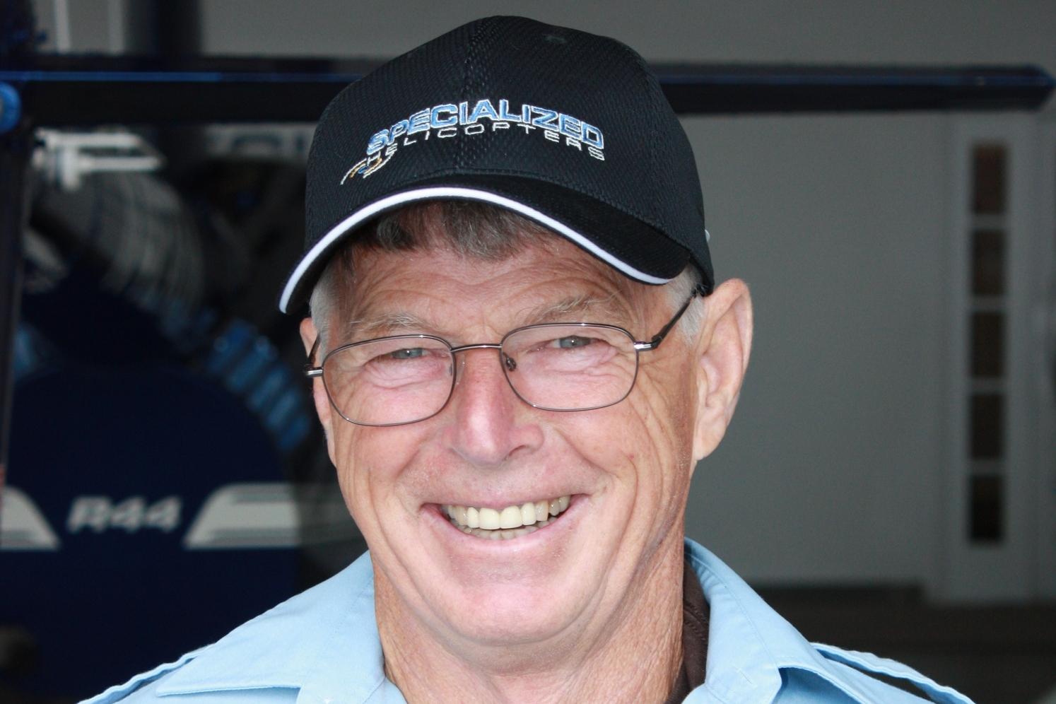 Tom Parker   Flight Instructor - Airplane Flight Instructor - Helicopter