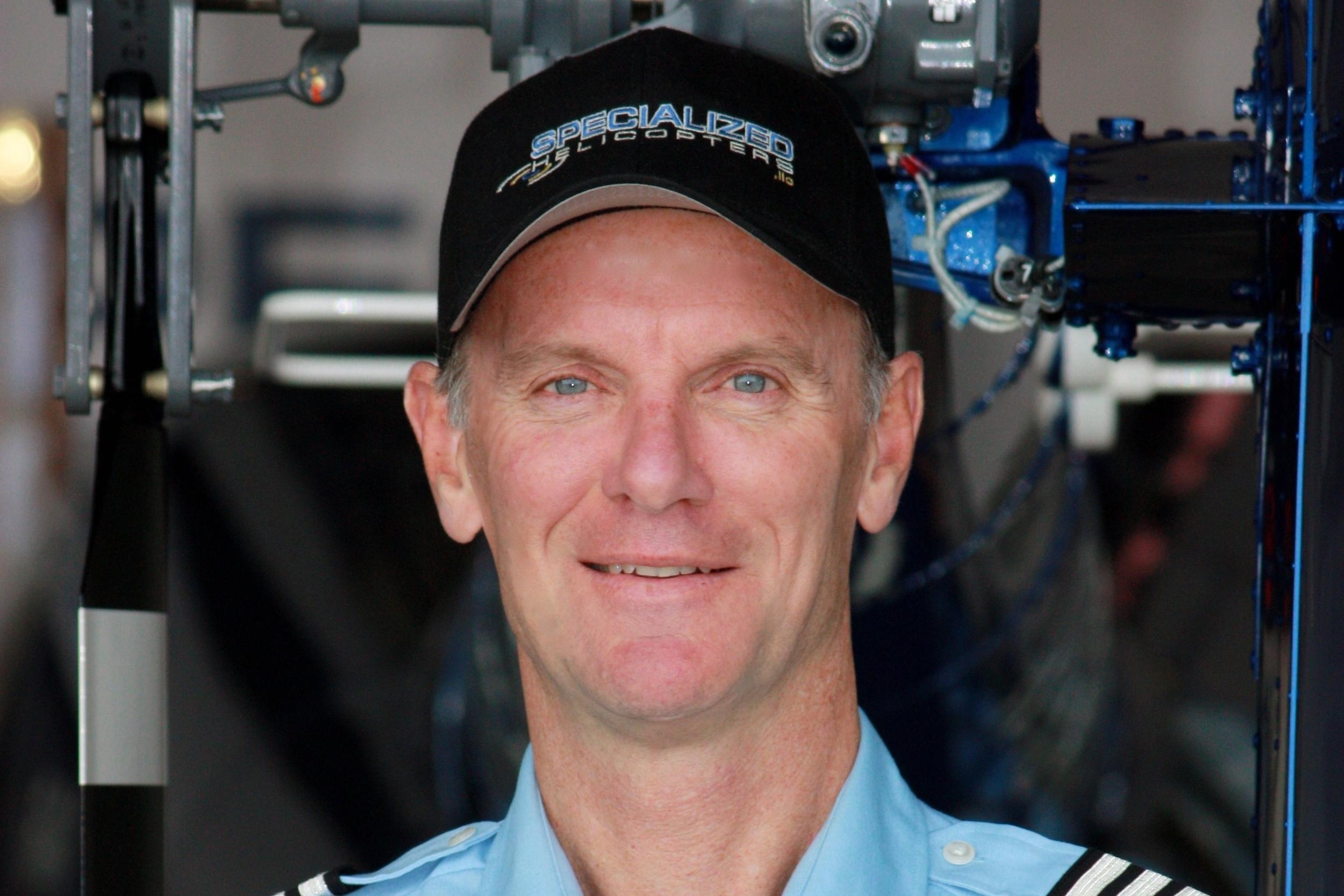 Paul Henrichsen   Flight Instructor - Helicopter   Helicopter Tour Pilot