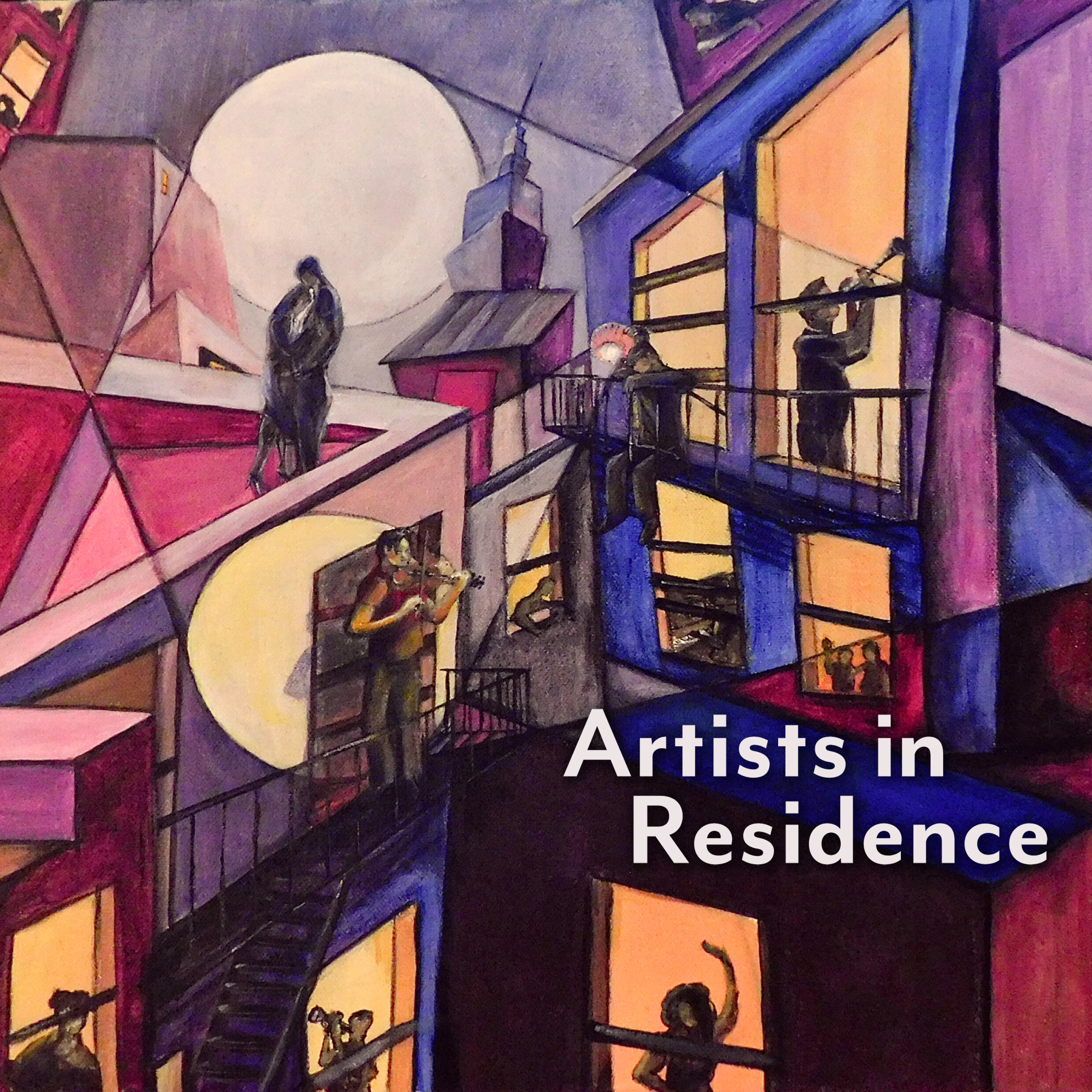 Artists in Residence [MP3] — Broadway Records