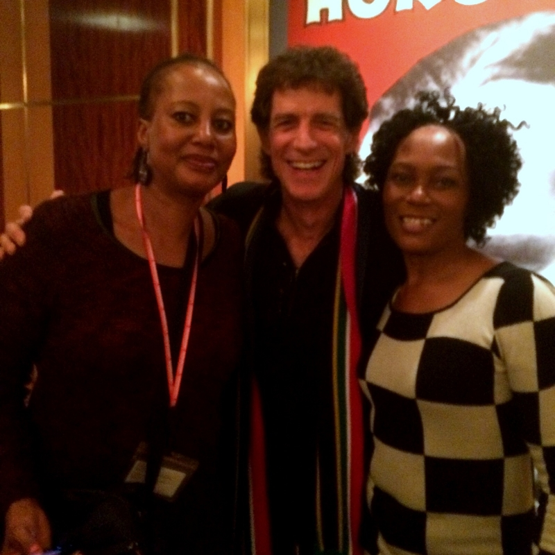 Back together again! - Faith, Mthakathi & Stella