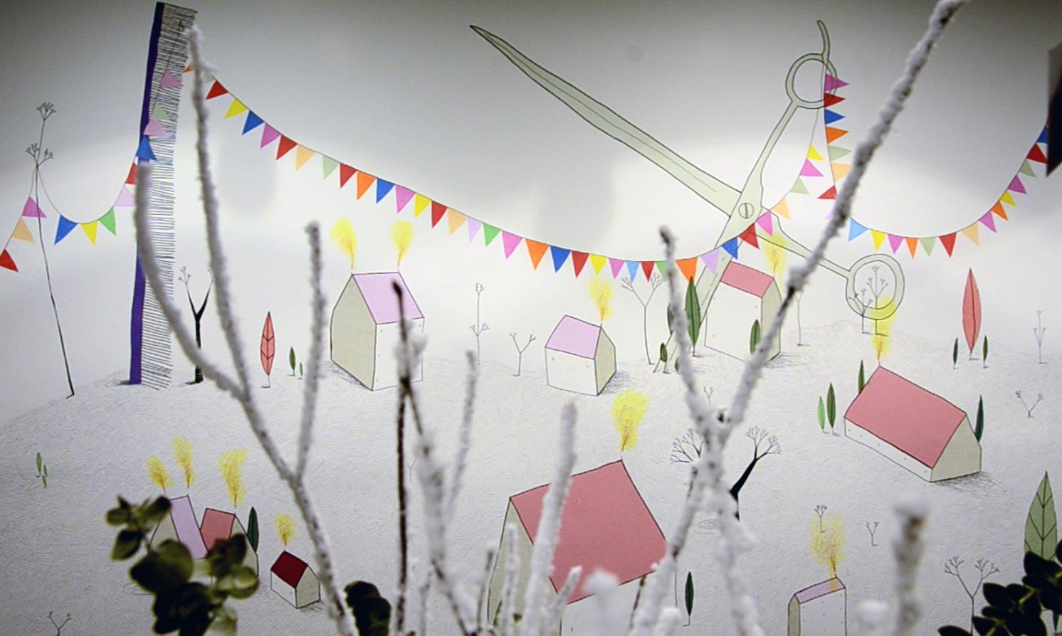 Exhibition in Dtox