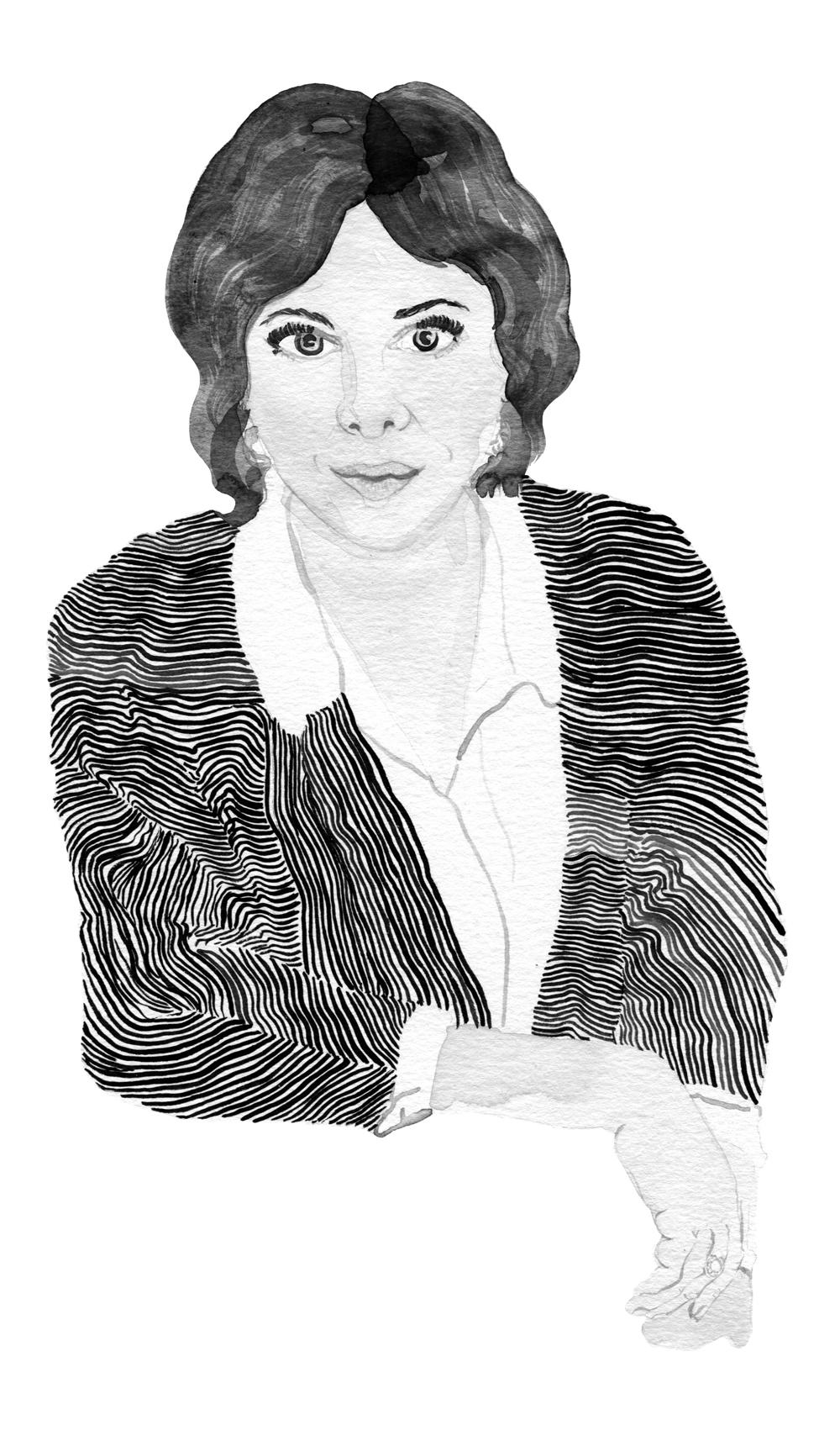 Illustration by  Sarah Klinger
