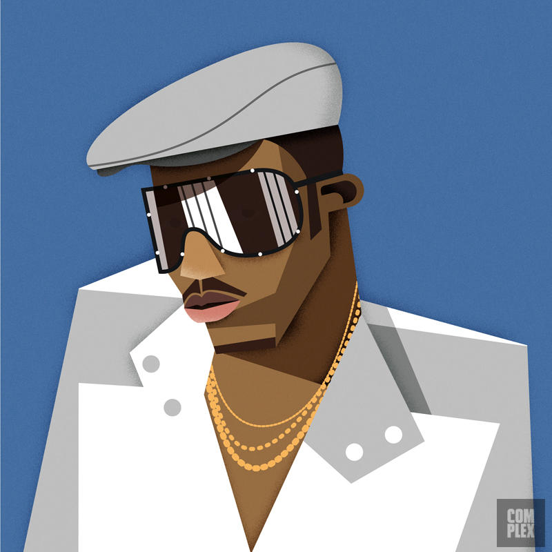 1981: Kool Moe Dee, Bodied Busy Bee at the Harlem World Christmas Rappers' Convention