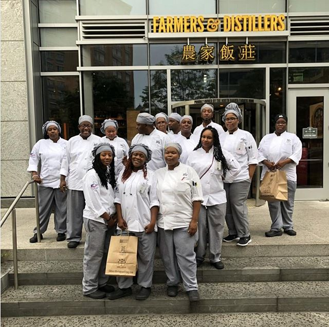 #motivationmonday @dccentralkitchen is infamous for their kitchen training program, hiring and training returning citizens and preparing them for food service professions. You might have had their catering at an event! When we opened Rhode Island Ave in 2015, we piloted a packaged food retail program that still exists today.  We're excited to see them open their own cafe at @thearcdc. We love the work they do!