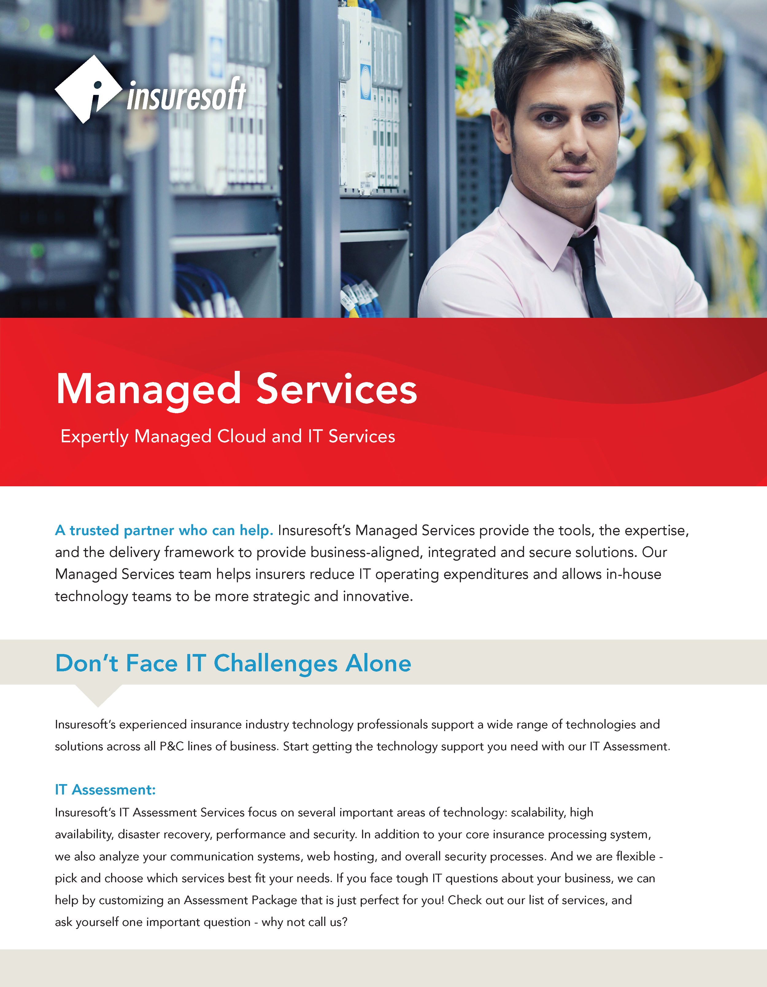 Our Managed Services team will help your business in reducing IT operating costs and allows in-house technology teams to be more strategic and innovative. Click here for the Diamond Manages Services Datasheet.