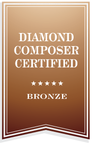 Bronze – Basic - • Training phase• Has completed onsite training• Ability to complete training examples• Certified after being trained onall licensed and availablecomponents.