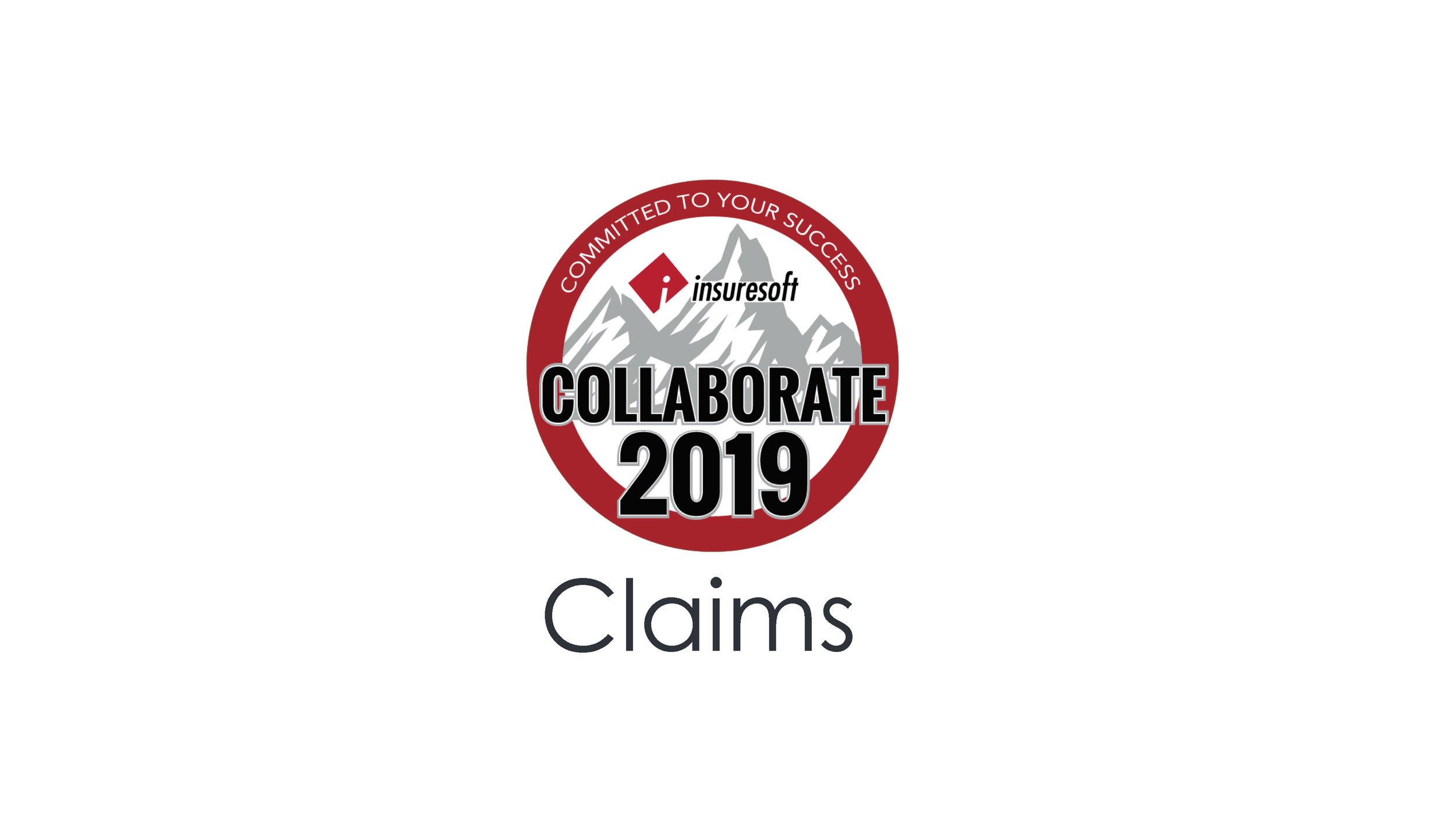 Claims Presentation & Roundtable