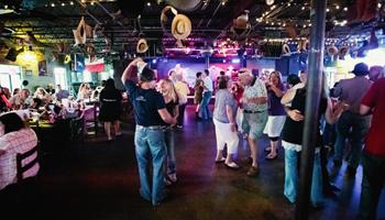 John T. Floore's Country Store Line Dancing