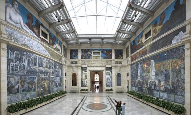 Detroit Institute of Arts Museum