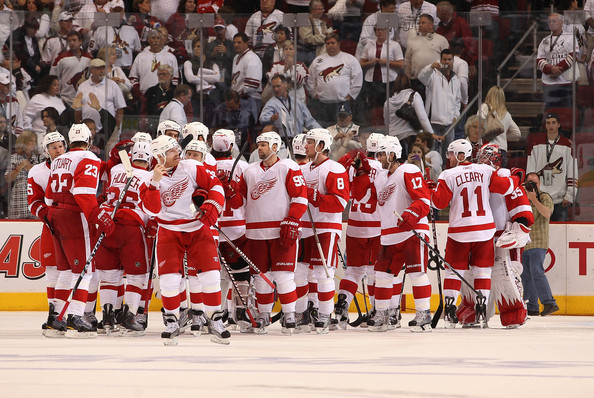 Detroit Red Wings Game