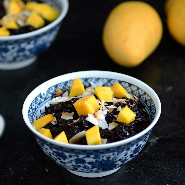 - So expensive was the chewy, nutty black rice centuries ago, it was reserved for the Emperor and earned the moniker