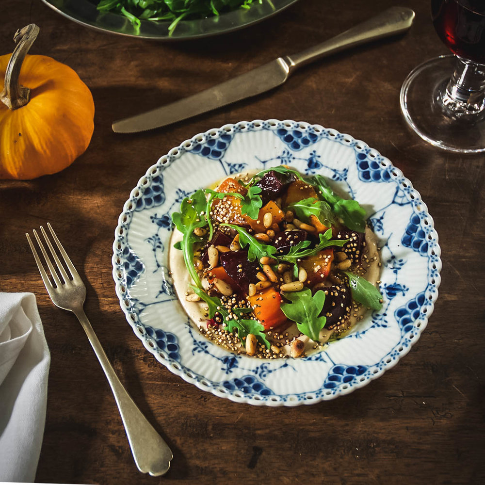 - Worthy of eating as a full meal, or a sidekick to a holiday feast, this is one plate with crunch that pleases nearly everyone.
