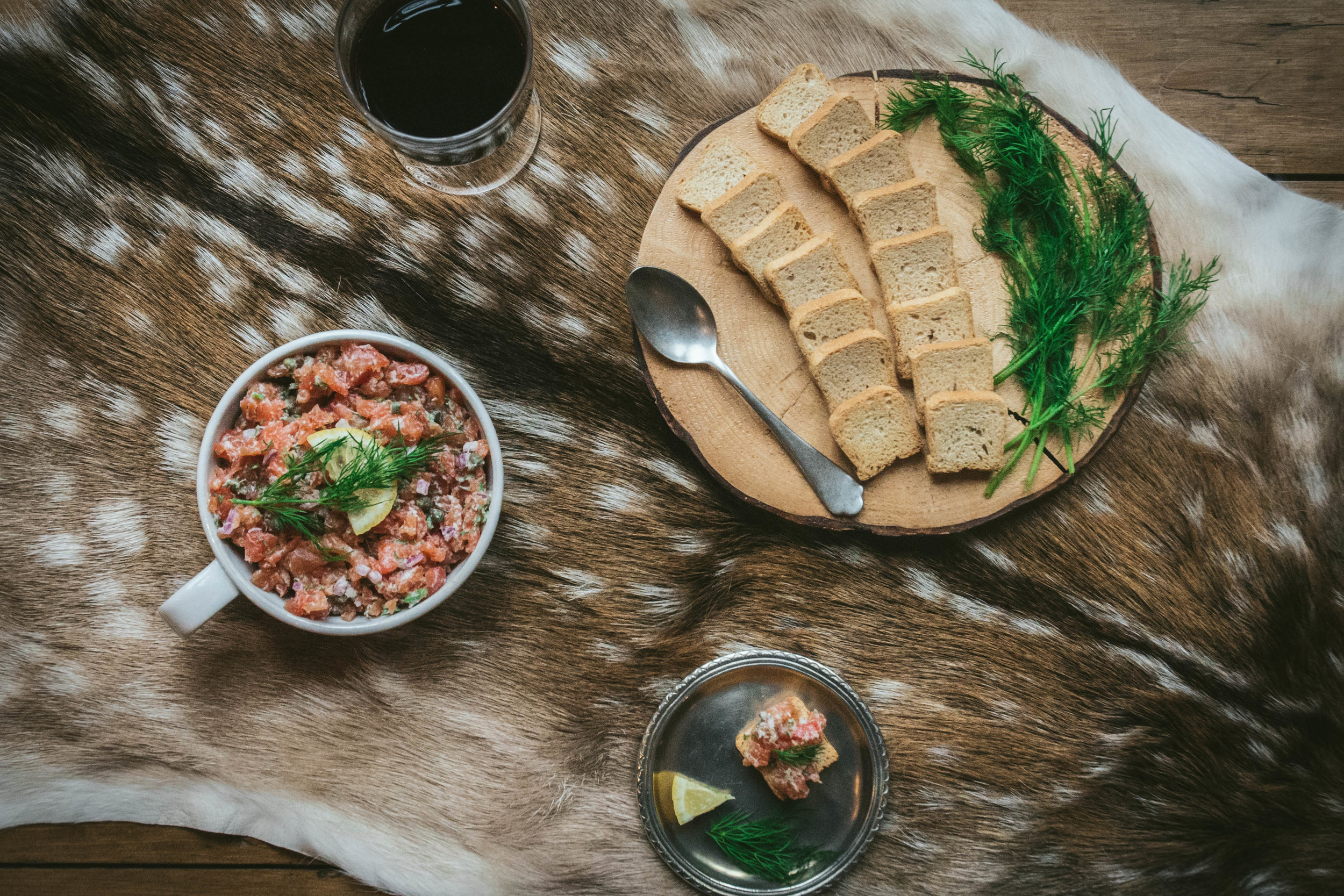 - This preparation is the perfect jumping off point in learning to appreciate and love Nordic cuisine, while making a luxurious, yet simple and sophisticated plate.