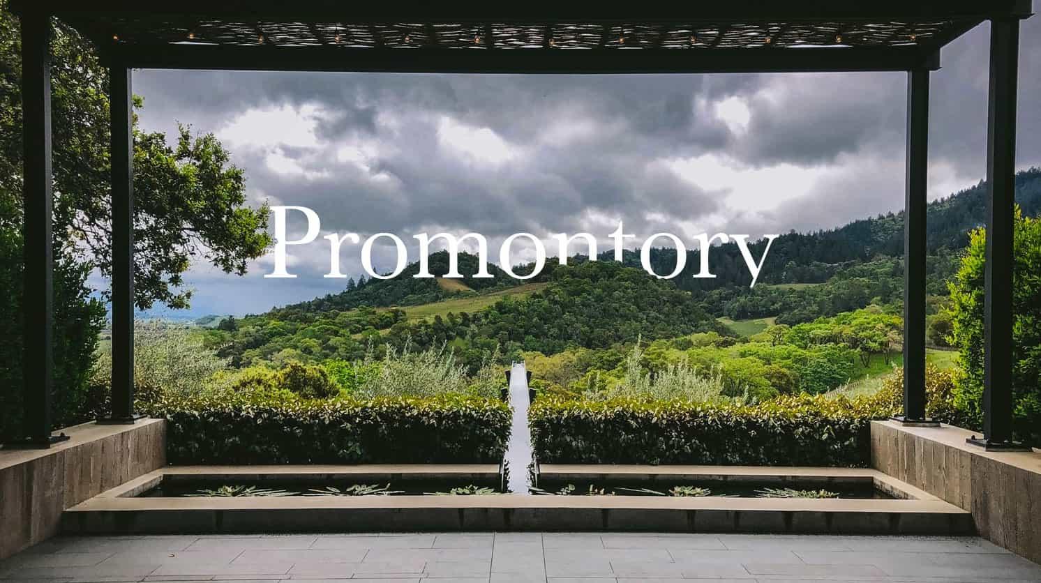 Promontory Winery