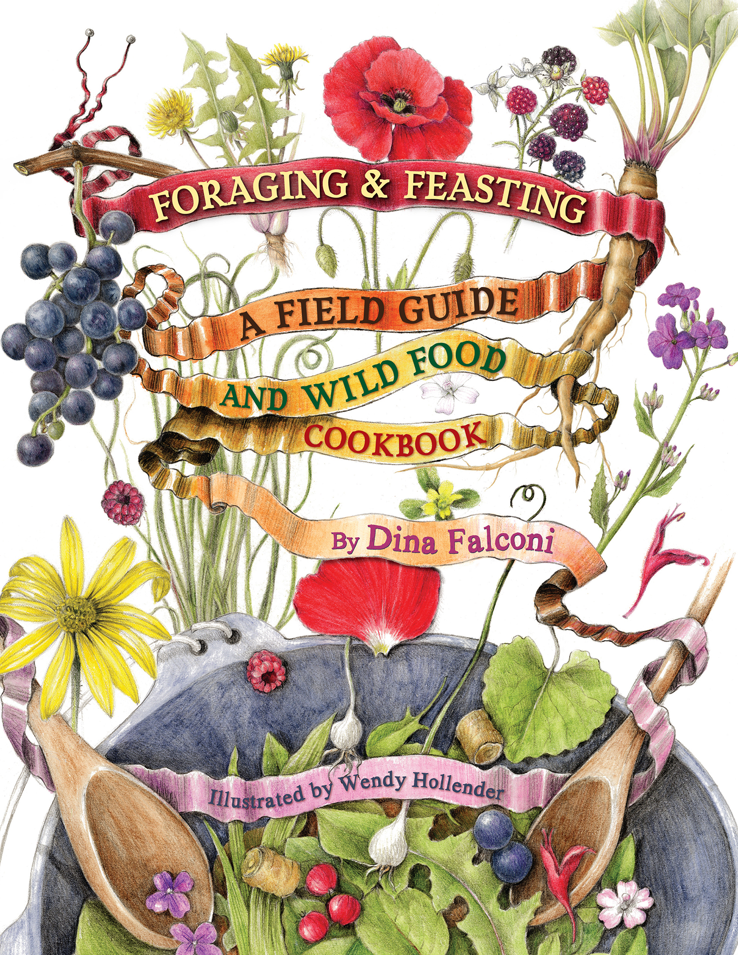 Foraging & Feasting Cover