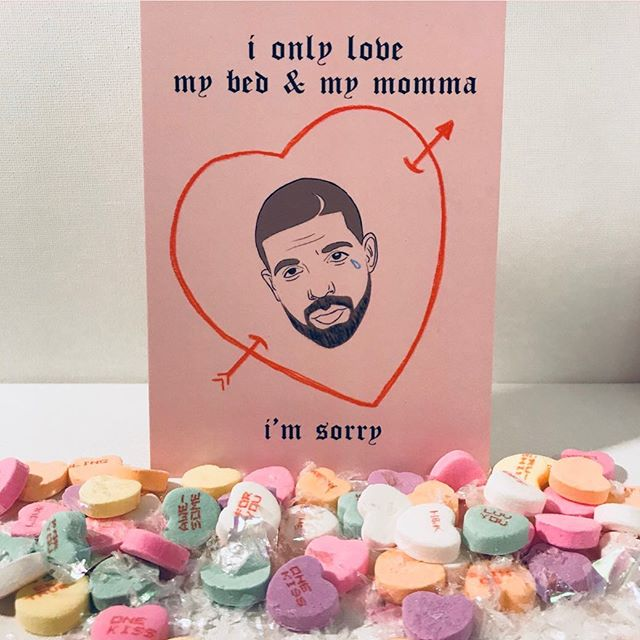 @olivcards says it better than anyone else. 🍯 #HappyValentinesDay
