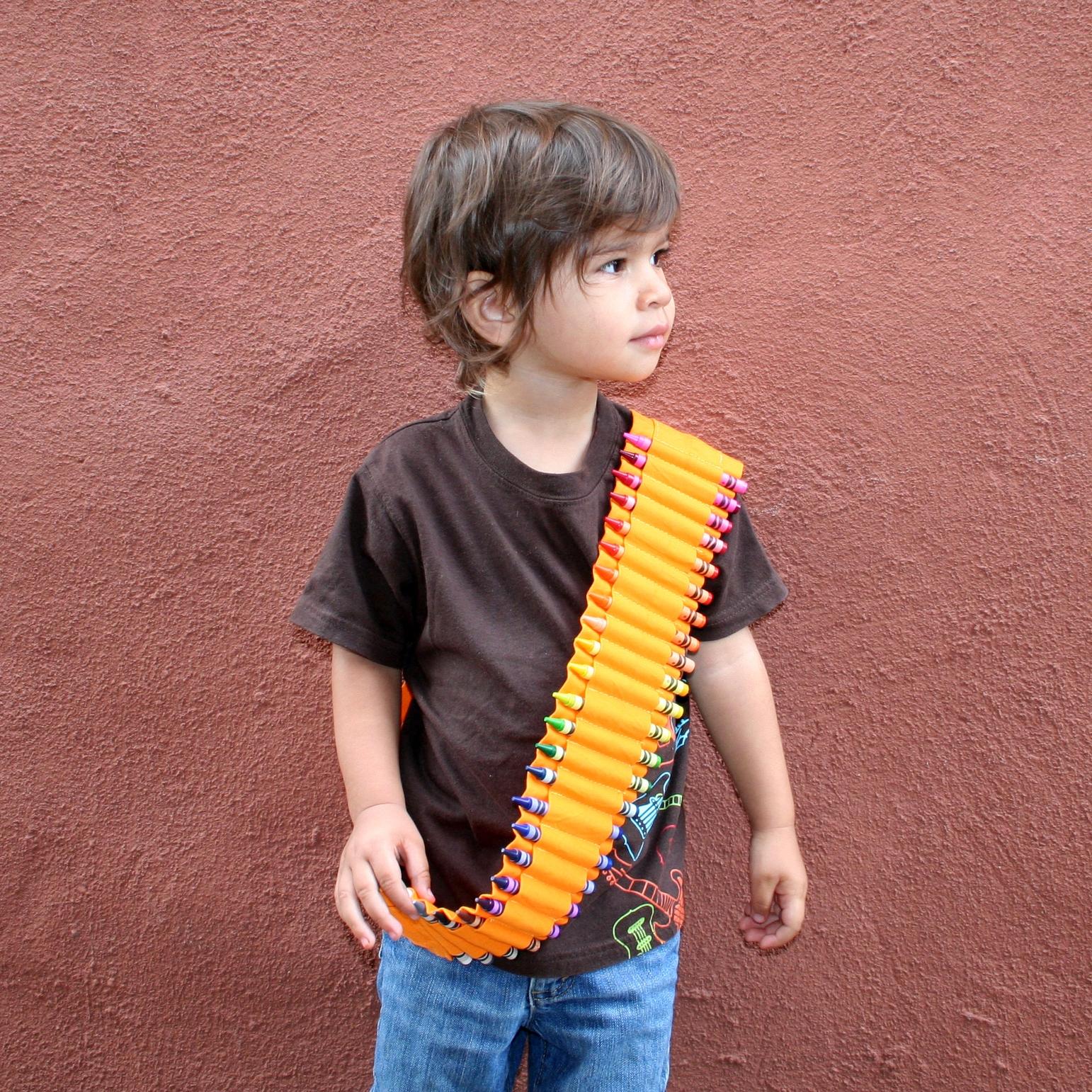 Jordandene Crayon Belt