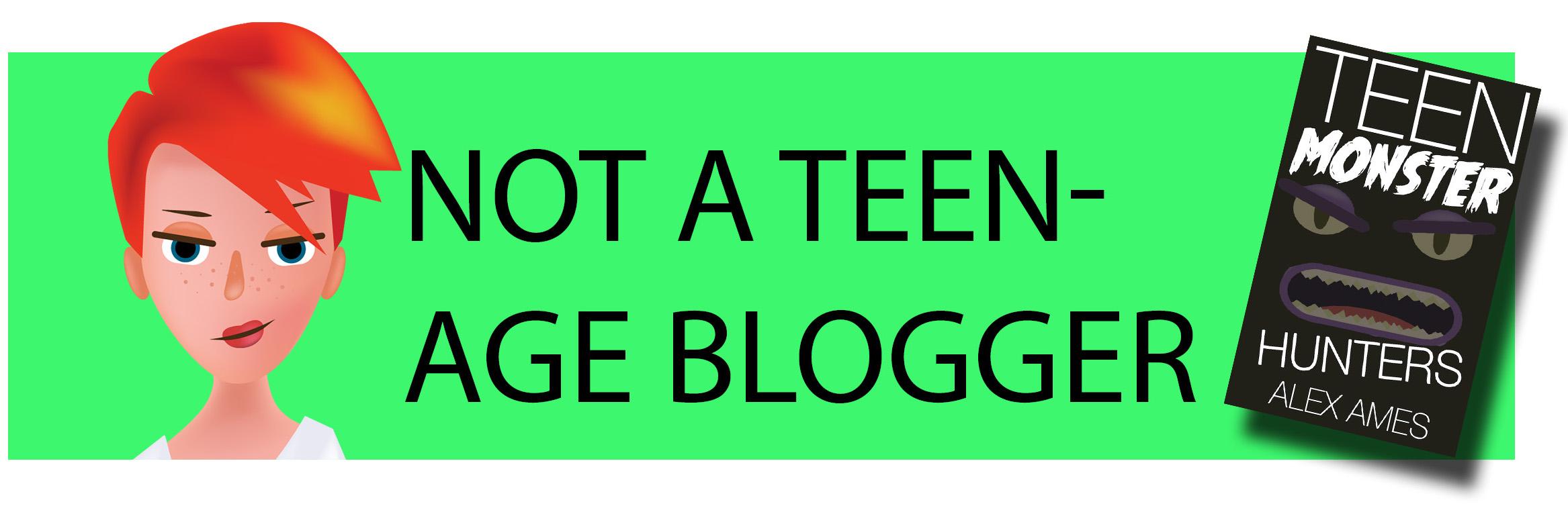 Sally Banner Not A Teenage Blogger.jpg