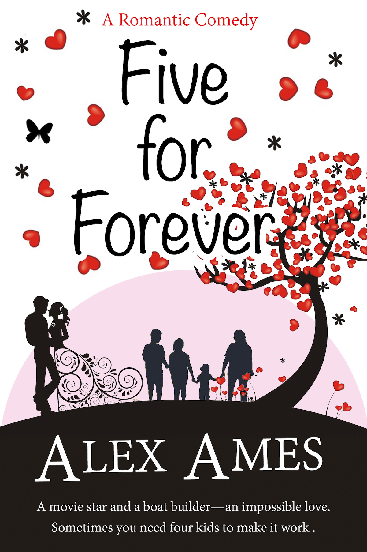 five-for-forever-cover