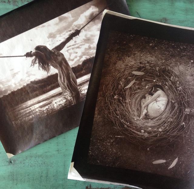 My two final prints.