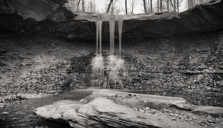 Blue Hen Falls – Cuyahoga Valley National Park