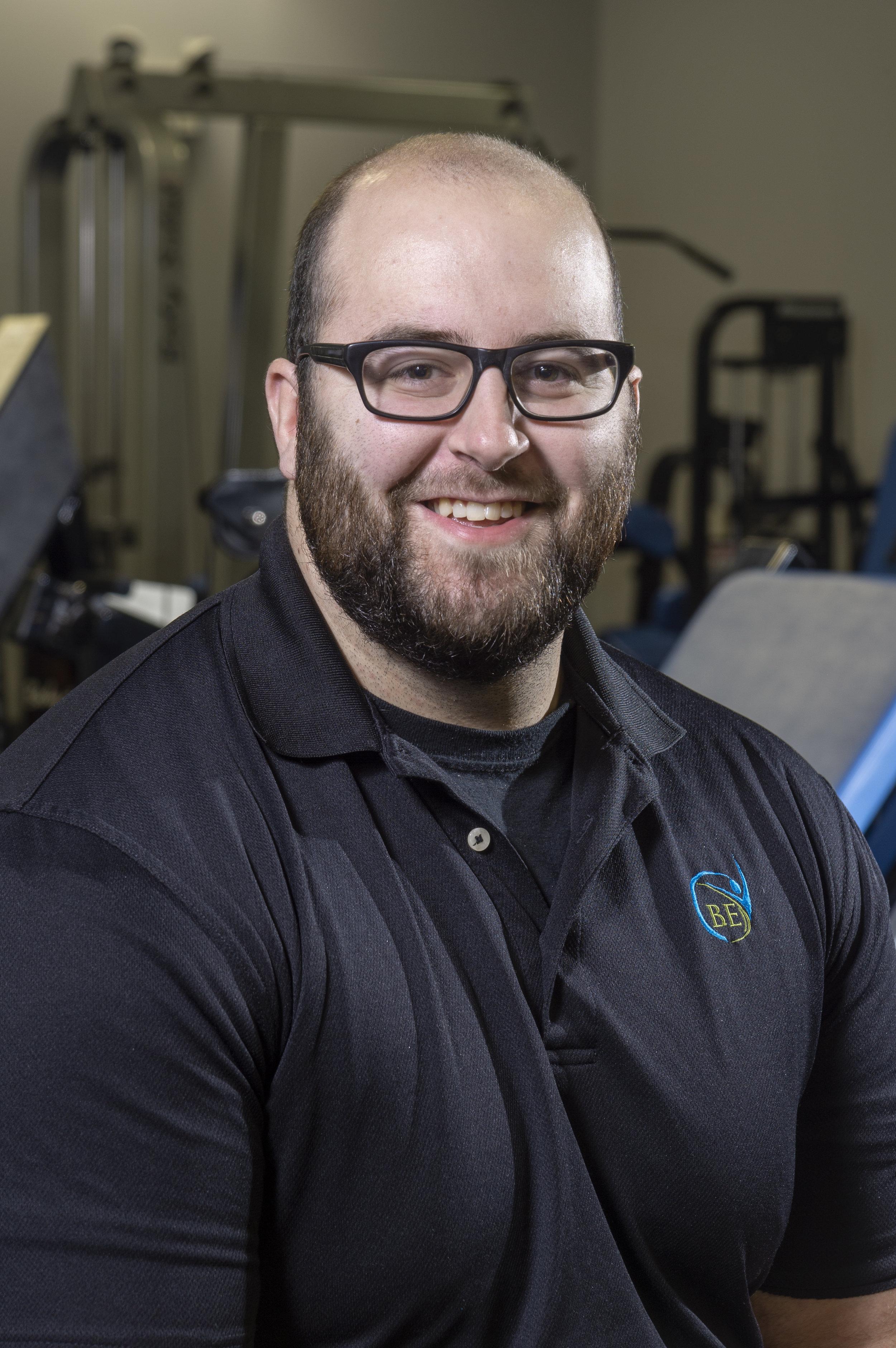 Sean Willitts, Body Elite Personal Trainer
