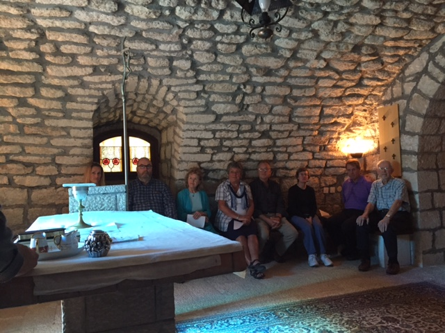 Eucharist in Nazareth