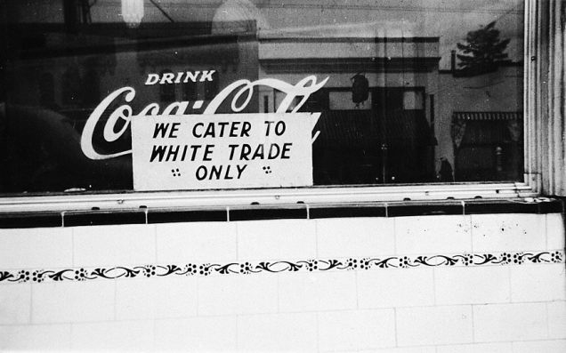 Luncheonette sign, circa 1943, Portland, OR. Source: Oregon Historical Society.