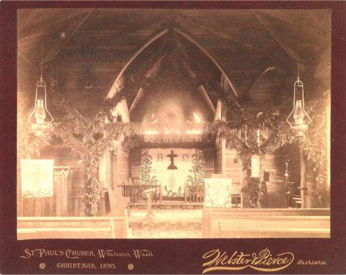 Christmas, 1890