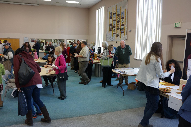 Fellowship at Ministry Fair
