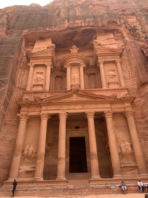 Then we had some fun at the Amazing Petra