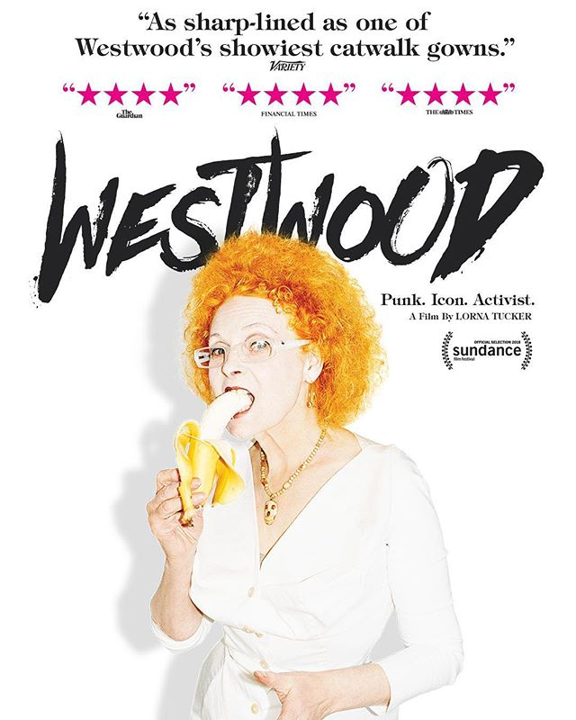 "The new fashion film ""Westwood: Punk, Icon, Activist"" opens exclusively at @thefilmbarphx this Friday, July 13 through Thursday, July 19. Present your Phoenix Art Museum Membership card at the Bar to receive a free small popcorn and a drink discount! Visit the link in bio or thefilmbarphx.com to book tickets 🎥 🍿"