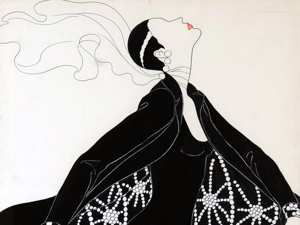 Antonio The Fine Art Of Fashion Illustration Exhibition Opening Arizona Costume Institute