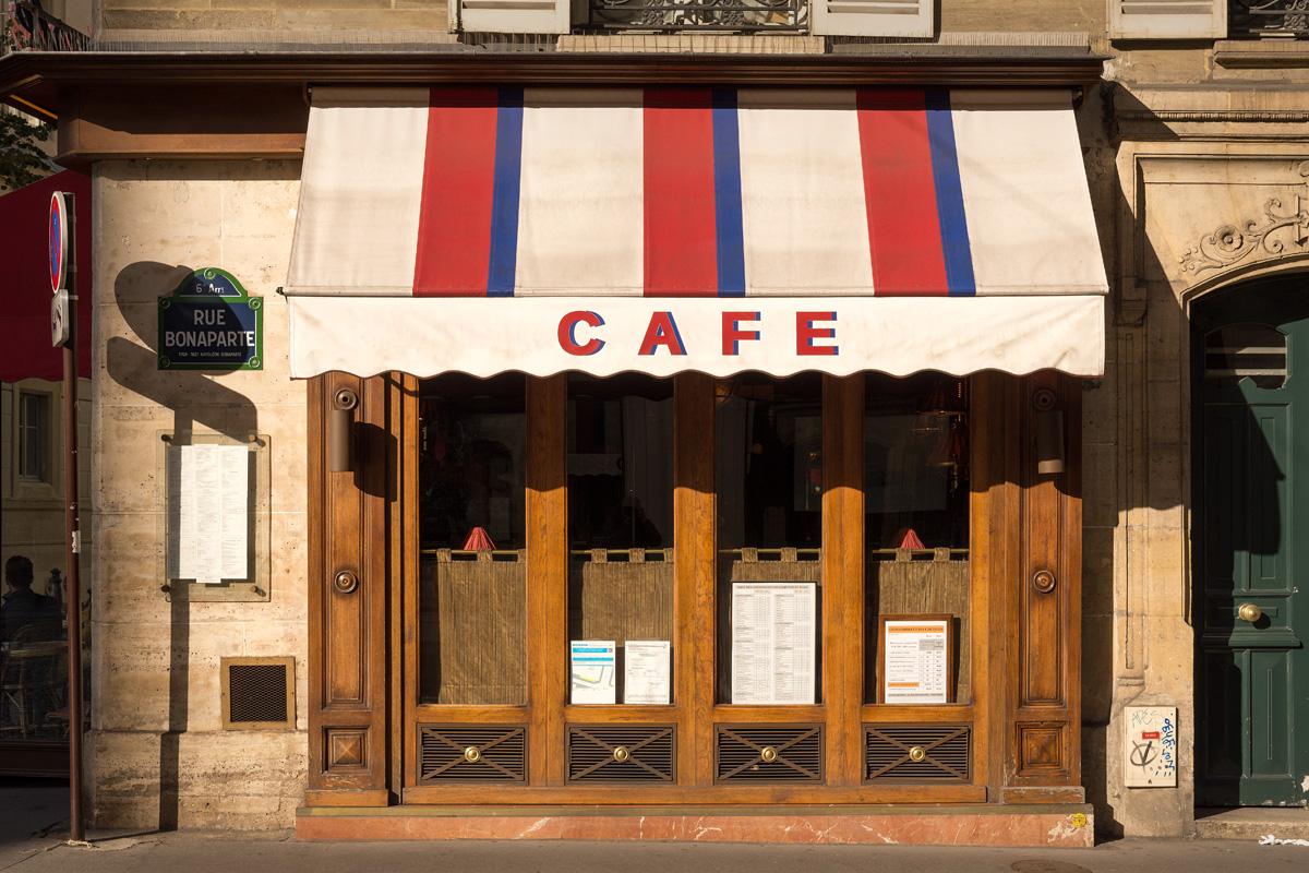 Rue Bonaparte, Paris