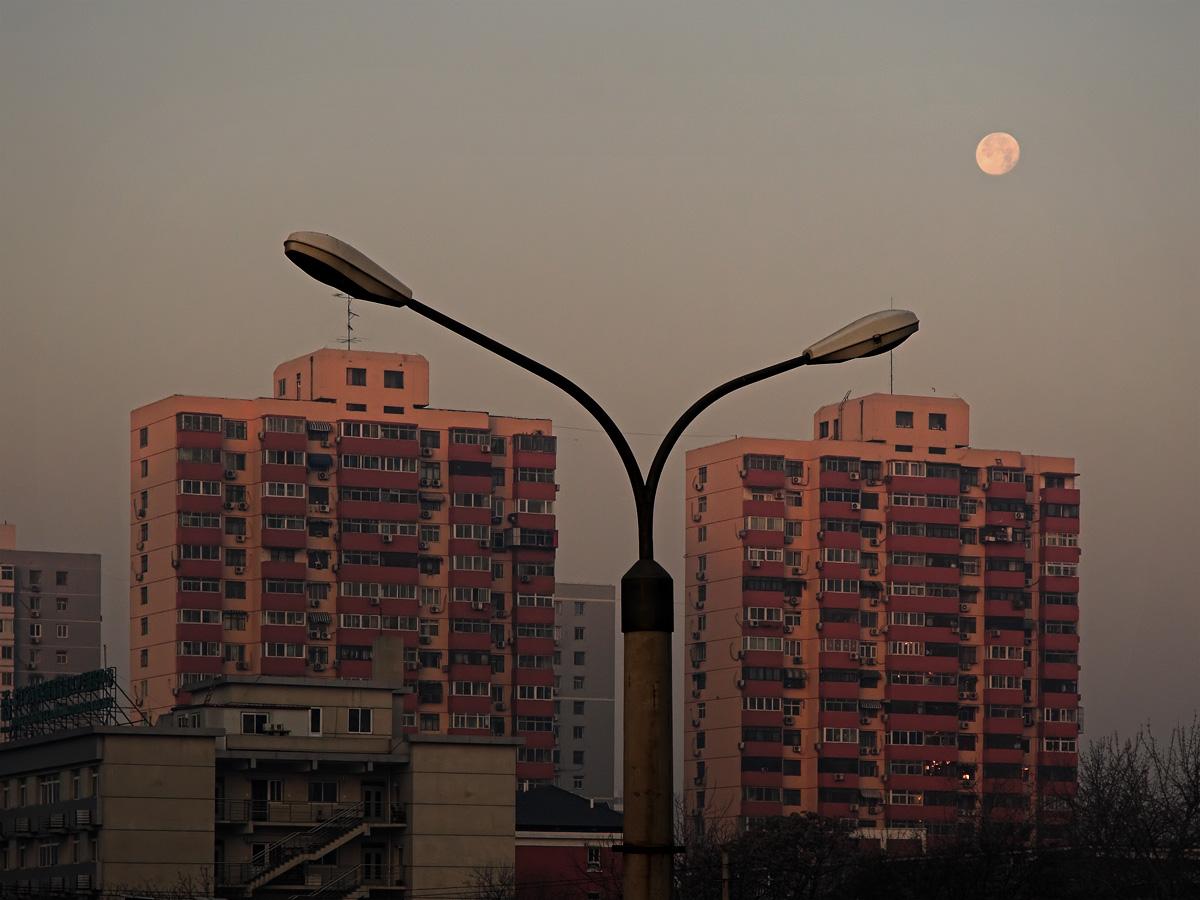 Dawn, Beijing, China
