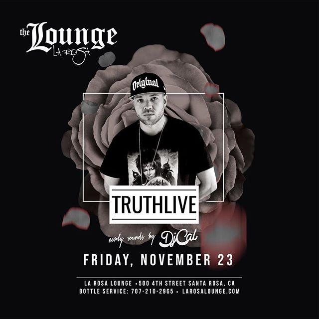 Let's get back to work. @truthlive & I are back at @larosalounge tonight!  #larosa #djlifestyle #dj #djlife #northbay