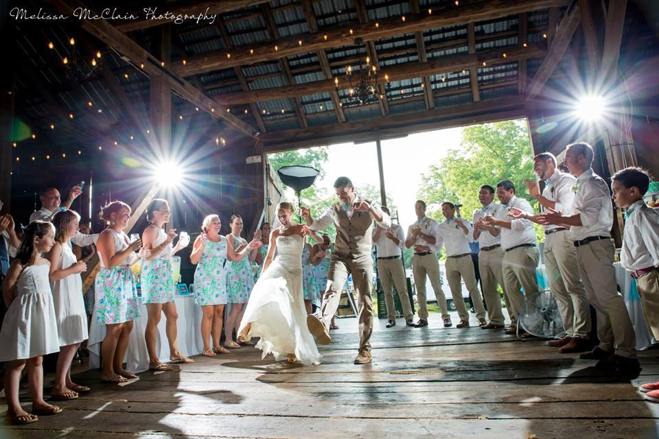 July Wedding Gallery