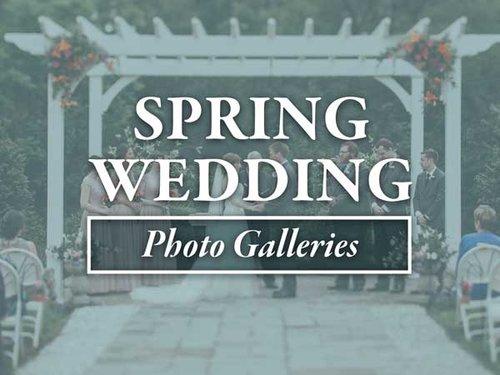 Spring Wedding Galleries