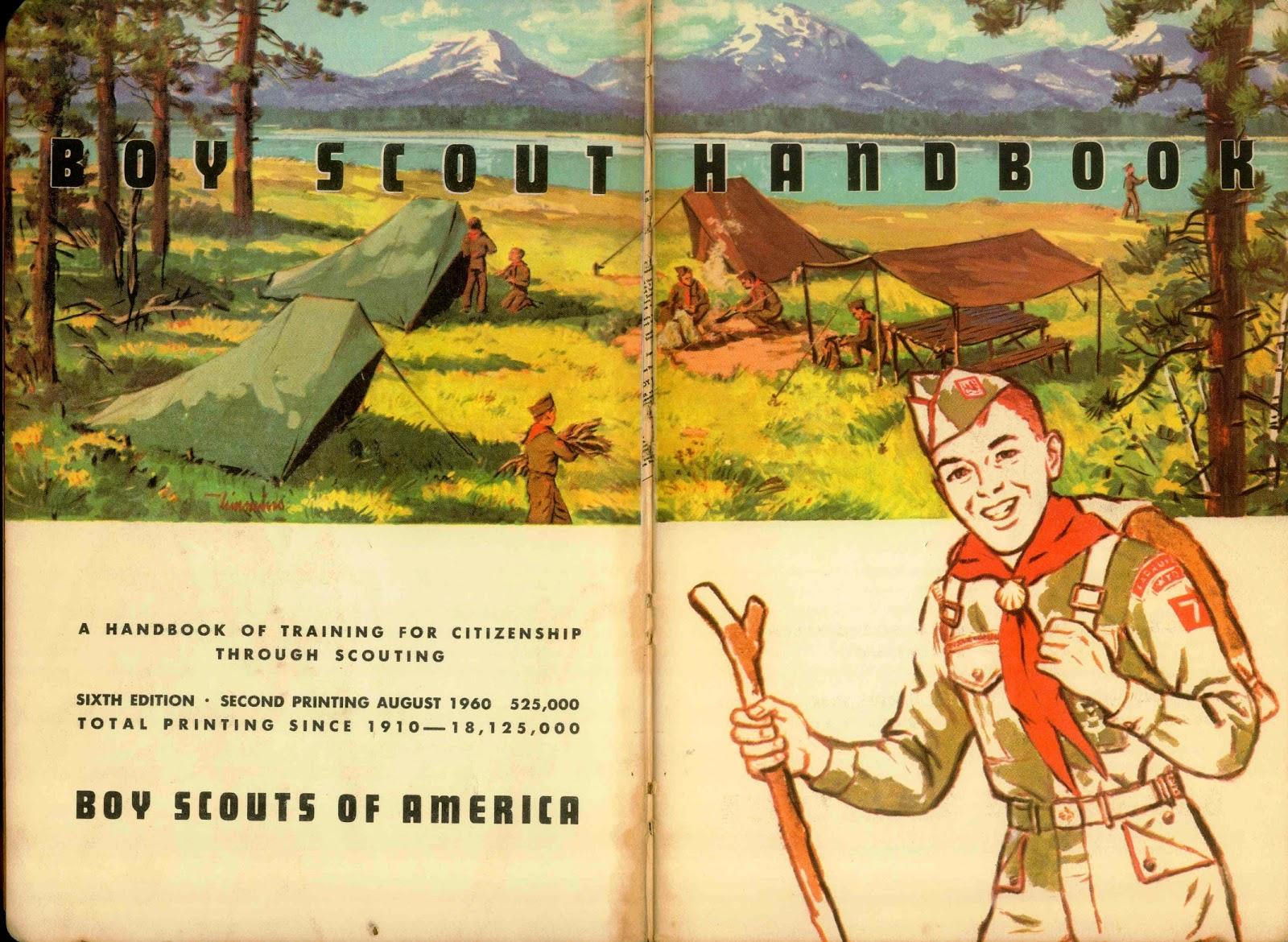 Vintage Boy Scout Camp Navarro