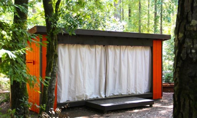 Shared Adirondack (Open Air Cabin)
