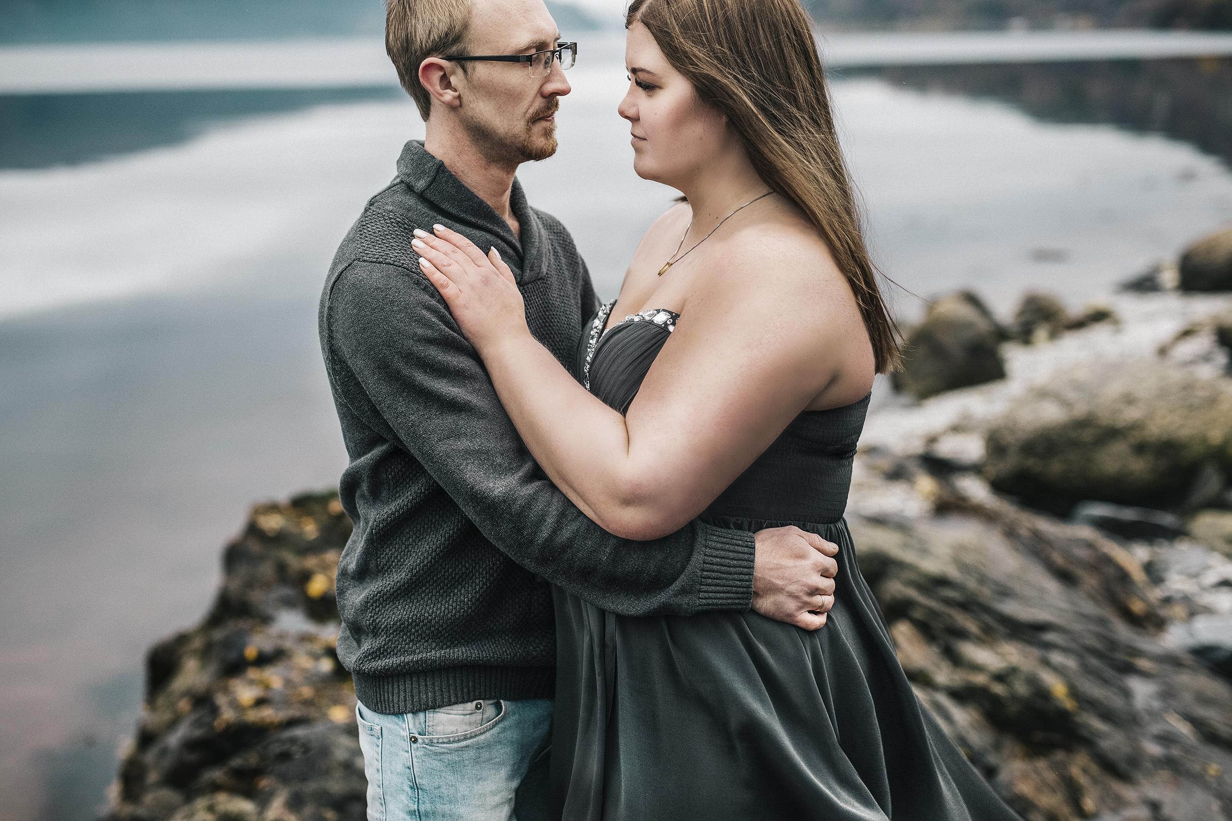 fotograf kjæreste bryllup forlovelse par møre og romsdal