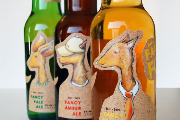 The Entire Skulk of Beers