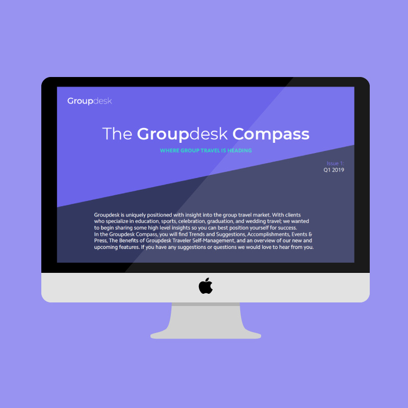 The Groupdesk Compass - Quarterly Report