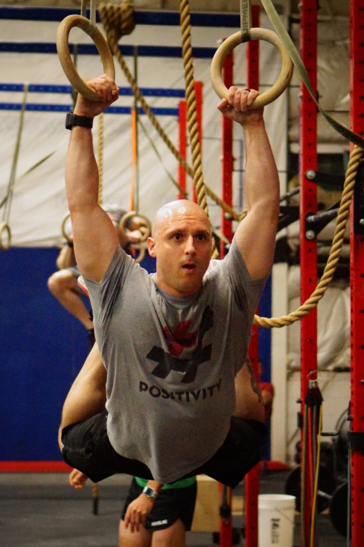 Swinging Muscle-ups on Rings  - Swinging is fun, so take this time to learn how to utilize this swing to perform various muscle-ups and more!  - We will focus on arm positioning, shoulder stability, overall strength, and shoulder flexibility.  - Focusing on body positioning and timing drills, progressing into kipping muscle-ups, and more!
