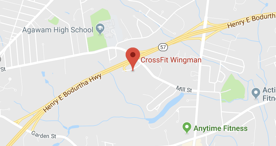 Where is The Camp Located? - The 12-week camp will be held at CrossFit Wingman located at:45 Tennis Rd. Agawam, MA 01001