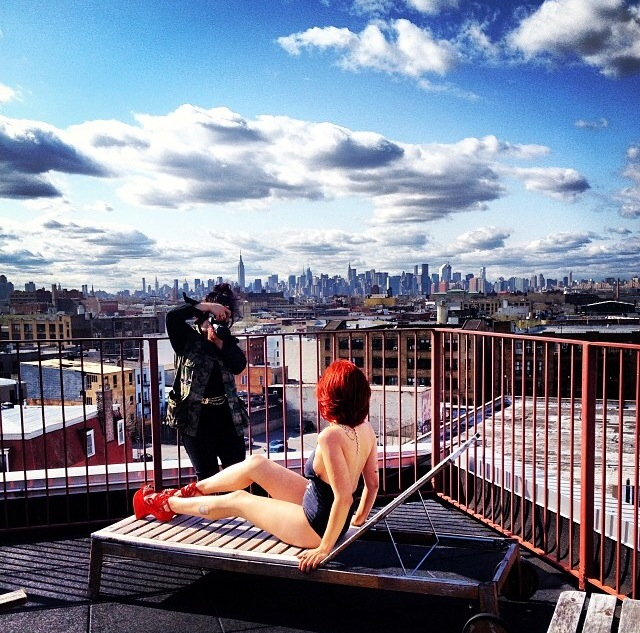 Epic Rooftop Shoots